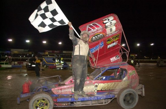 Stuart Smith Jnr wins the British Championship