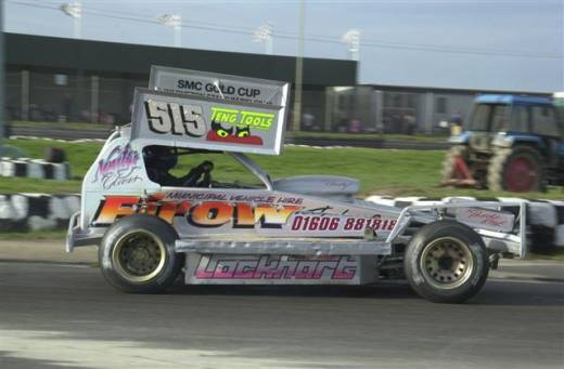 Frankie Wainman jnr (515) - Driver of the Year