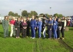 Ladies Race: Belle Vue - 12th Oct 2008 Report