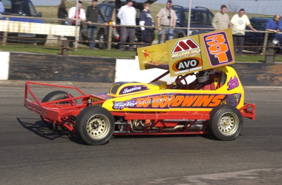 Andy Smith (391) final winner