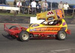 World Champion Andy Smiths (#391) 2009 Tarmac Car