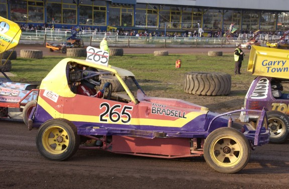 Rob Bradsell (265) Belle Vue 2009