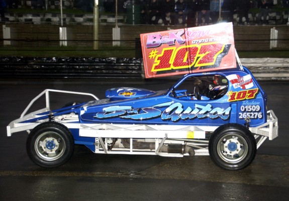 Lee Robinson (107) won the final at Skegness.