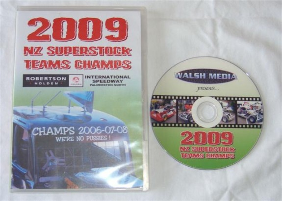 Team Champs DVD