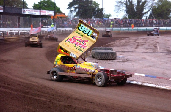 Andy Smith (391) at Coventry