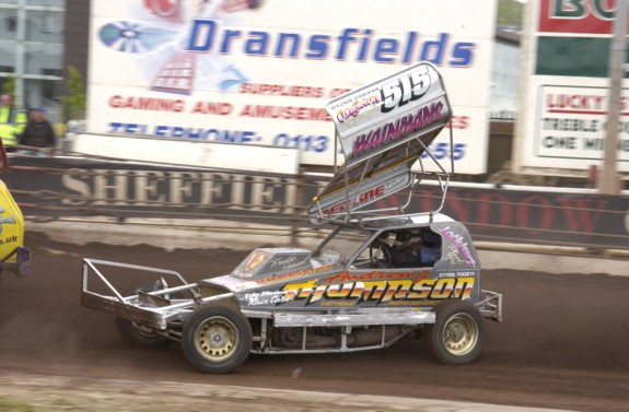 FWJ Final winner at Sheffield.