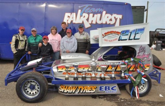 Since the interview Lee made his full Racing debut at the Skegness UK Open weekend. Achieveing 3 heat wins, a Final win and 2nd place in the UK Open.