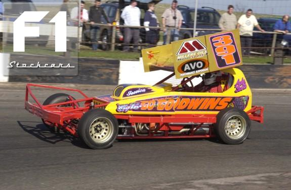 The 2009 Tar-Car Debuted at Buxton following this interview. Photo Colin Casserley