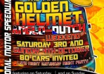 Golden Helmet: Coventry Weekend 3rd - 4th October advance information