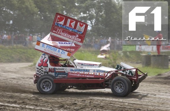 Axel Nijs (H32). Photo Colin Casserley.