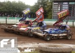 Belle Vue - October 11th British Drivers Championship Meeting Report