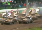 BriSCA F1 British Drivers Championship 2009 Final - Video