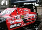 In Close Up: The New 2010 Car of #73 Rob Cowley