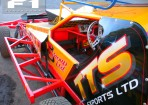 In Close Up: The NEW 2010 Shale Car of #22 Will Yarrow