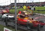 Buxton - 2010 BriSCA World Semi-Final #2; Close-up Video
