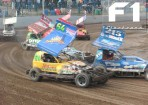 Racing Around The World - Emmen, The Netherlands
