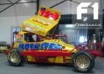 Feite van der Veen (H124) F1 Stockcar build