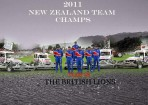 2011 NZ Team Champs: Team GB The British Lions