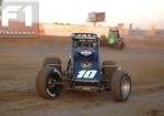Racing Around The World - Indiana Sprint Week 2011