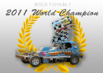 Paul Harrison takes the BriSCA F1 2011 World Championship Victory