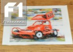 Chris Elwell #501 Print for sale by Tim Warwick #307