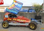 In Close Up: the new stock car of Pieter Dogger T12