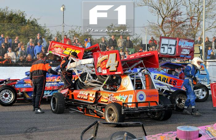 Coventry Stock Car Fixtures