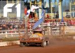 Andrew Smith 391 Retires from BriSCA F1 Stock Cars