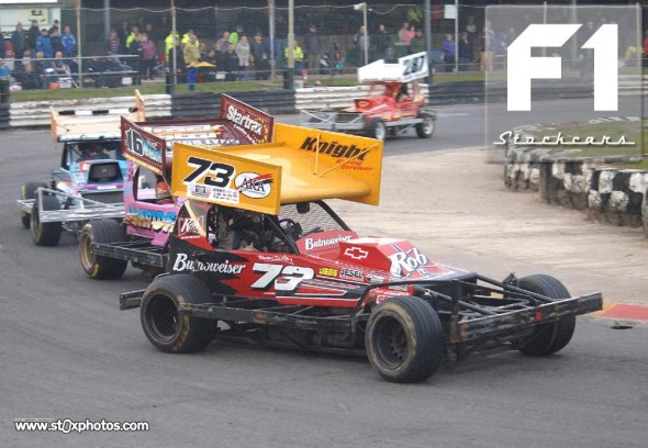 Rob Cowley 73 leading Mat Newson 16. Photo Colin Casserley