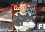 Frankie Wainman jnr 515 celebrates 25 years of BriSCA F1 Stock Car racing