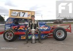Lee Fairhurst takes the 2012 BriSCA F1 World Championship Title
