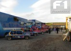 Wainman Racing 2012 Fan Open Day.