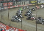 Racing Around The World: The Chili Bowl. Tulsa, Oklahoma.