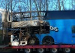 Scott Davids #462 - Transporter Fire, Car & Spares all lost