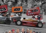 Book (BriSCA F2) - Keep Turning Left. By Scott Reeves. 