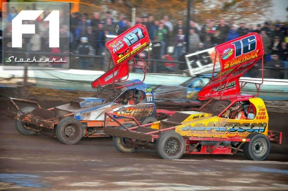 Mat Newson and Ryan Harrison. Photo Steve Botham