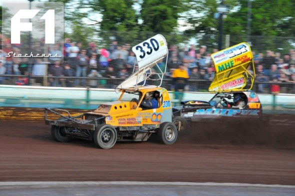 Second place in the Whites and Yellows for Graham Wagstaff 330. Photo Steve Botham