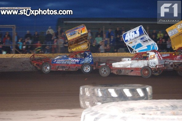 Lee Fairhurst finds the King's Lynn wall