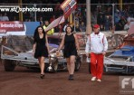 Sheffield - 2013 BriSCA F1 World Championship Semi-Final: Race Report