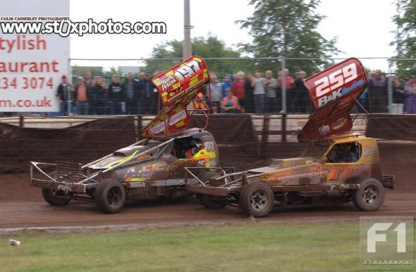 This was the closest that Paul Hines got to taking the lead.