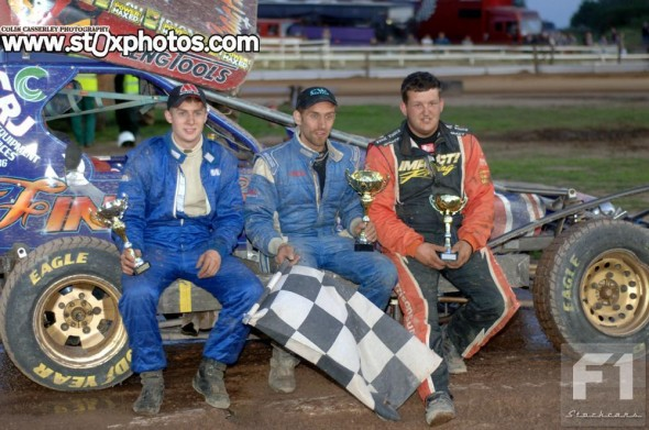 The top three in the Final.