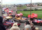 BriSCA F1 World Semi-Final #2 @ Buxton Video