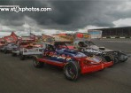 Buxton - August 11th 2013: BriSCA F1 World Semi-Final #2 Report