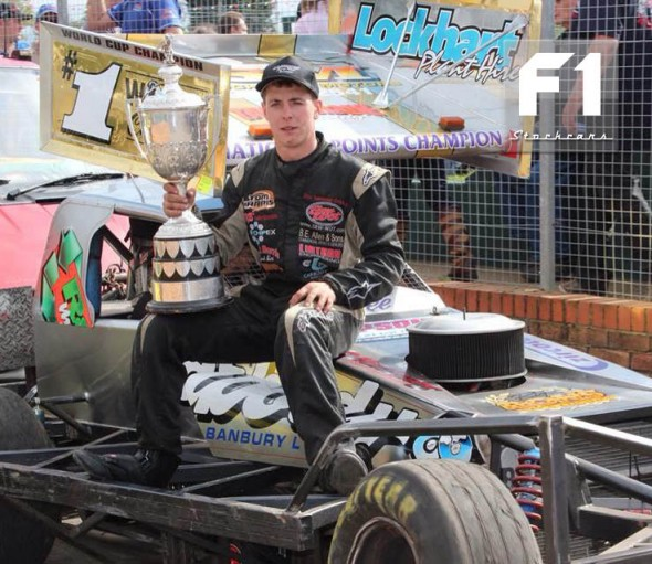 Tom-Harris-World-Champion-Parade-Lap