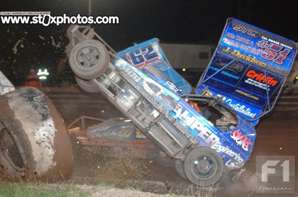 Dylan Williams-Maynard followed up a Heat win with this stunt in the Final.