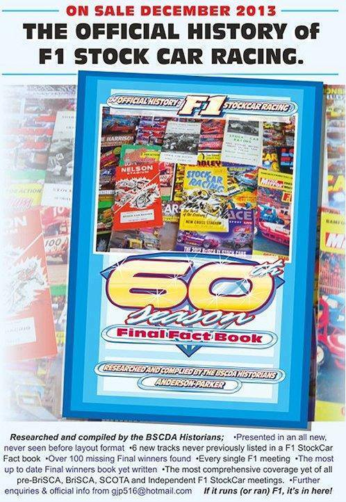 The official history of F1 stock car racing