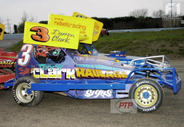 Darren Clark at Birmingham in 2005.