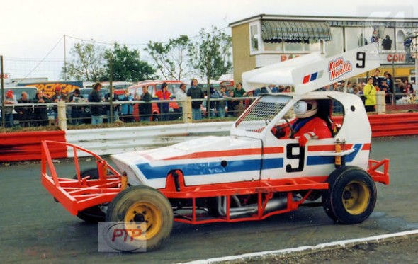 Keith Neville at Northampton in 1994.
