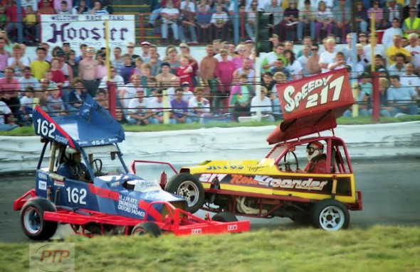 Richard Pratt never raced again after the 1991 World Final.  [PT]