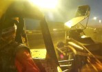 On Board: Paul Hines - Kings Lynn Final, April 26th 2014